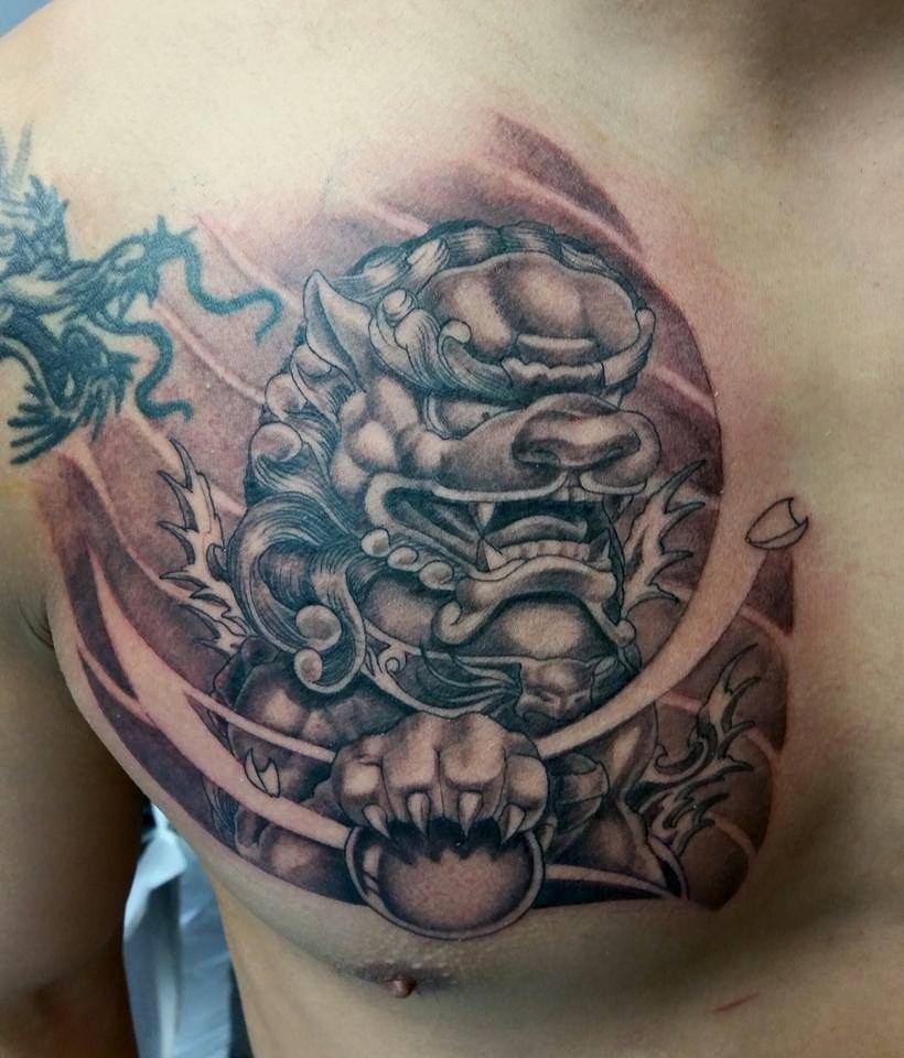 Chase Leitner :: Staff :: Dragon FX Tattoo, Edmonton | WEM